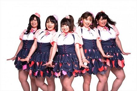 ぽっちゃ pottya アイドルグループ 体重 ぽっちゃり デブ デビューに関連した画像-01