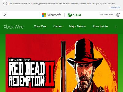 Xboxgamepass Xbox ゲームパス 定額サービス レッド・デッド・リデンプション2 RDR2