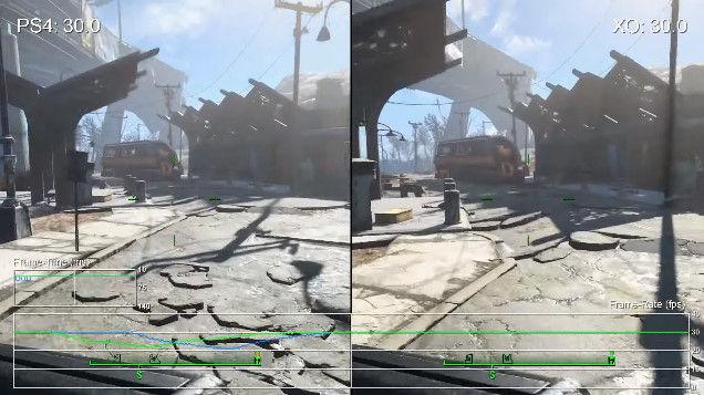 フォールアウト4 動画 fps 計測 PS4 XboxOne ベセスダ・ソフトワークスに関連した画像-03