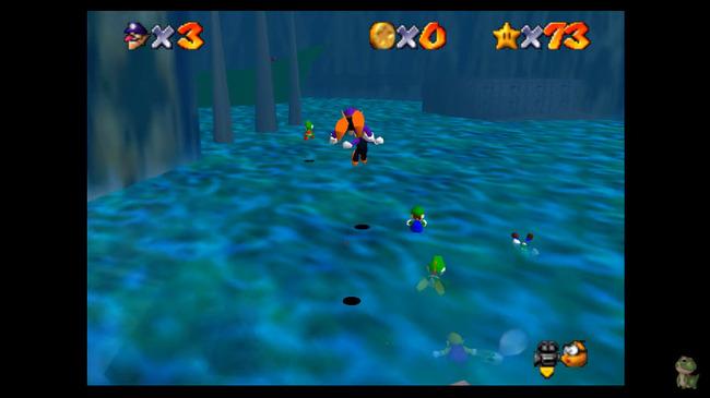 スーパーマリオ64 オンライン 非公認 無許可 Modに関連した画像-04