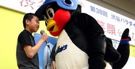 つば九郎 ベッキー 畜生ペンギン 不倫騒動に関連した画像-01