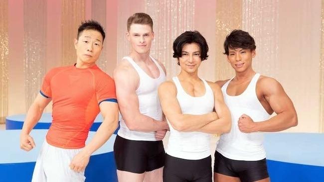NHK 筋肉体操 シーズン3に関連した画像-01