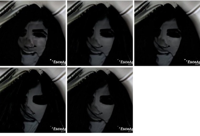 FaceApp 女体化 男体化 ホラーに関連した画像-05