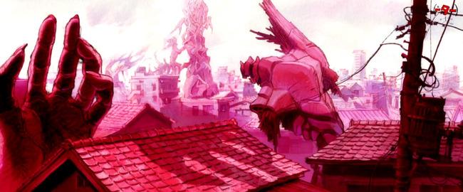 エヴァンゲリオン 映像  日本アニメ(ーター)見本市に関連した画像-07
