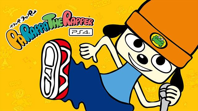 PS4 パラッパラッパー 音ゲー リズムアクションゲームに関連した画像-01