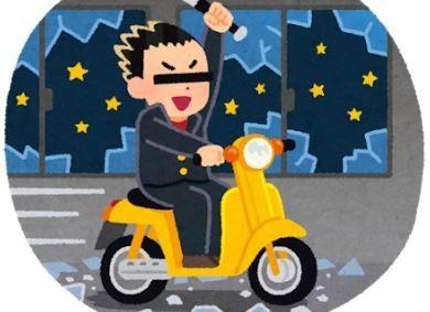 """尾崎豊の""""盗んだバイクで走り出す""""って 「今の子に言っても大半は見向きもしないだろうし、バカッター行為と同じだよな?」"""