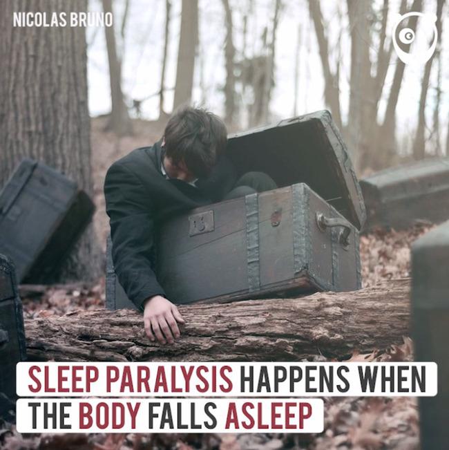 悪夢 睡眠麻痺 金縛り 写真に関連した画像-05