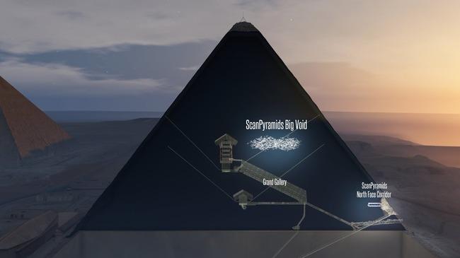 歴史 世界史 クフ王 ピラミッド 未発見 アサクリ アサシンクリード オリジンズ に関連した画像-03