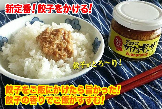餃子 ご飯にかけるギョーザに関連した画像-01