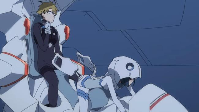 ダーリン・イン・ザ・フランキス アニメに関連した画像-04