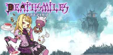 デススマイルズ ケイブ シューティングゲーム PC Steam スチーム Xbox360に関連した画像-01