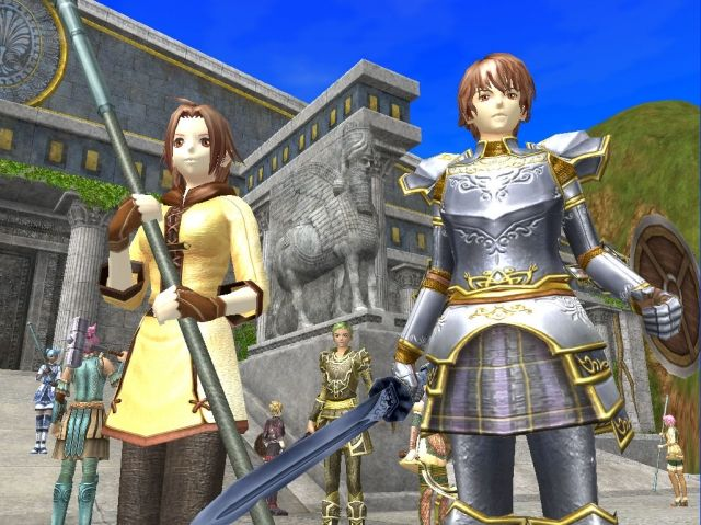 終了したオンライゲームに関連した画像-07