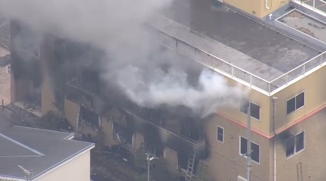 京都アニメーション 爆発 火災 重傷 ガソリンに関連した画像-01