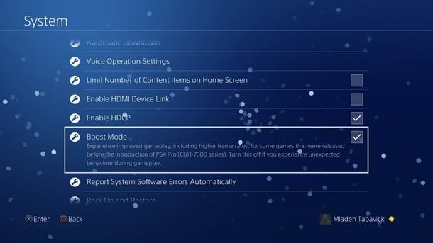 PS4Pro ブーストモードに関連した画像-03