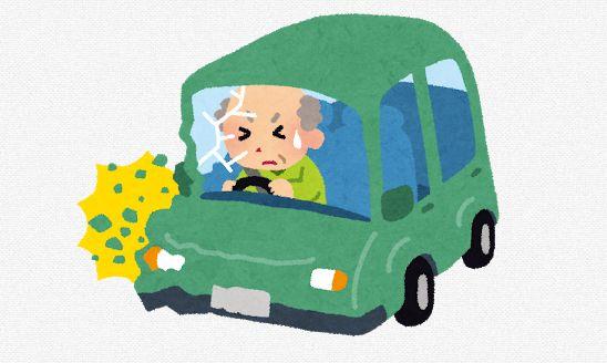 免許 返納 事故 高齢者に関連した画像-01
