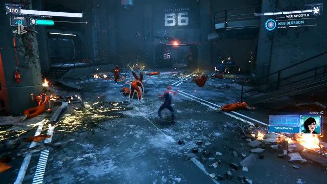 スパイダーマンゲームプレイに関連した画像-11