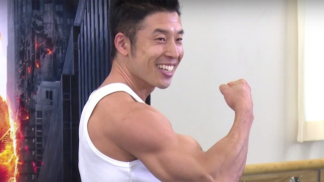 なかやまきんに君 筋肉 筋トレ 留学 しくじり先生に関連した画像-01