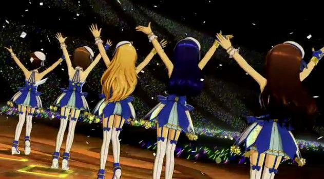 アイドルマスター プラチナスターズ PV PS4に関連した画像-17