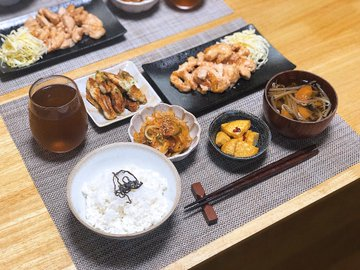 嫁 夫 専業主婦 ひと月 食費 1.5万円 食卓に関連した画像-04