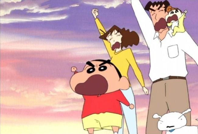 クレヨンしんちゃん アメリカ 放送禁止 尻 インドネシア 下品に関連した画像-01