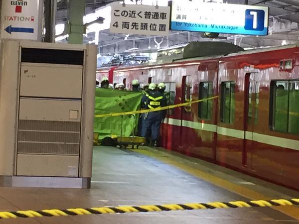 品川駅 人身事故に関連した画像-04