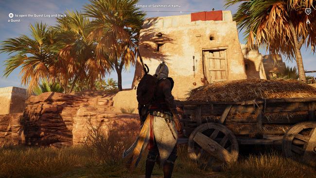 アサシンクリード オリジンズ XboxOneX ビジュアルに関連した画像-06