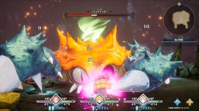 Nintendo Direct E3 2019 聖剣伝説3に関連した画像-06