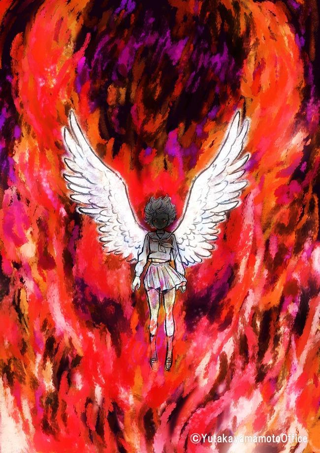 ヤマカン 新作アニメ 魔法少女たち(仮)に関連した画像-03