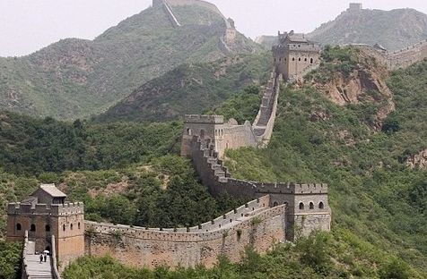 中国 万里の長城 偽物に関連した画像-01