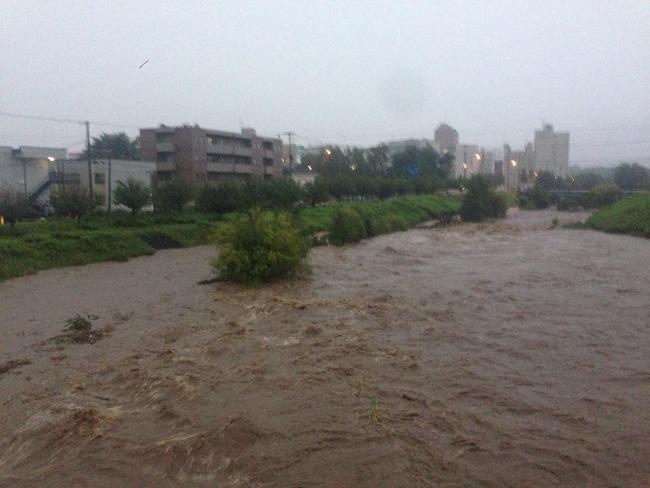 北海道 大雨に関連した画像-01