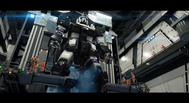 ガンダム CGムービー ファン 自主制作 公開に関連した画像-05