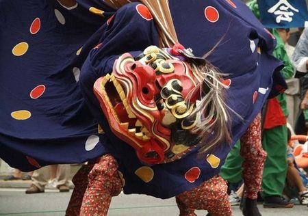 獅子舞 変態に関連した画像-01
