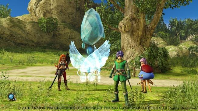 ドラゴンクエストヒーローズ2に関連した画像-10