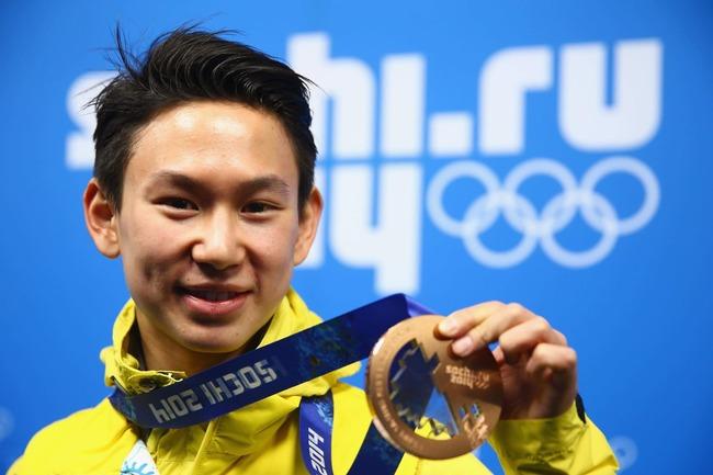 デニス・テン 素晴らしい選手 ソチオリンピック 銅メダル フィギュアスケート 強盗 訃報に関連した画像-01
