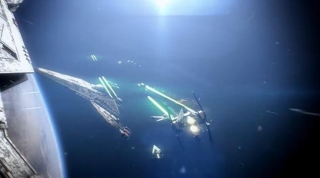 スターウォーズ バトルフロント2 スターファイター・アサルトに関連した画像-07