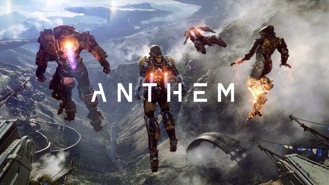 Anthem バイオウェア エレクトロニック・アーツに関連した画像-01