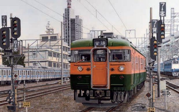 自閉症 絵 鉄道に関連した画像-01