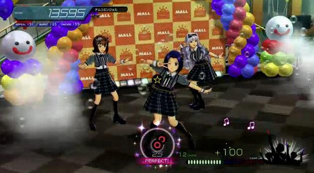 アイドルマスター プラチナスターズ PV PS4に関連した画像-14