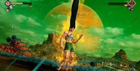 ジャンプフォース 必殺技 プレイ動画 演出 PS4に関連した画像-01