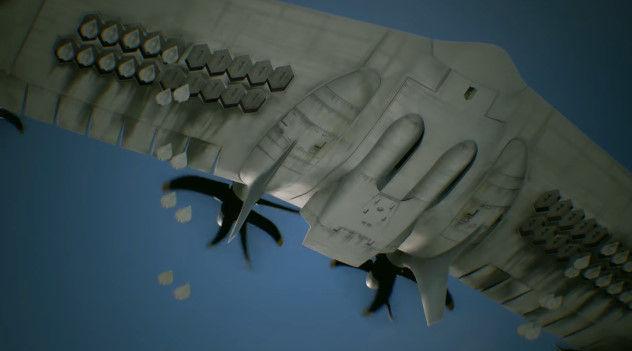 エースコンバット7 PV 日本語に関連した画像-13