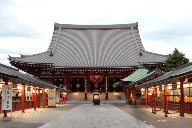 浅草寺 浅草 女子中学生 中国に関連した画像-01