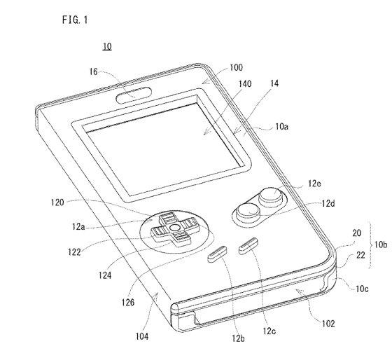 ゲームボーイ 任天堂 特許 スマホ ケース ミニゲームボーイに関連した画像-02