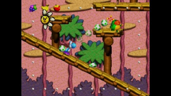 WiiU バーチャルコンソール ヨッシーストーリーに関連した画像-05