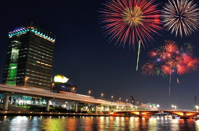 隅田川 花火大会 中止 新型コロナウイルスに関連した画像-01
