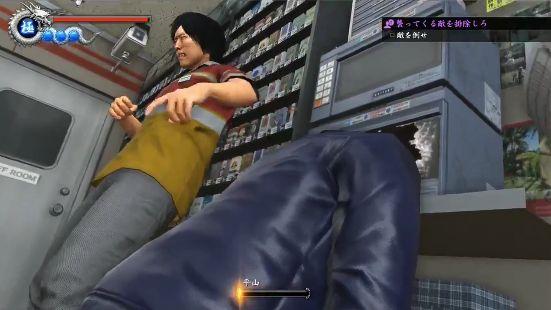 龍が如く6 コンビニ 店内 専用 必殺技 桐生さん 殺人 に関連した画像-05