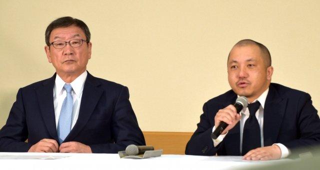 ピエール瀧容疑者出演映画の公開に踏み切った東映社長が会見