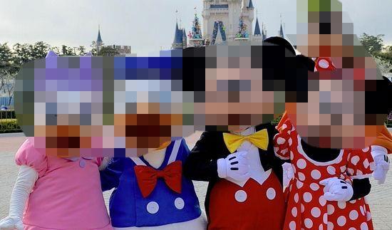 ディズニー 舞浜 千葉 JR レアに関連した画像-01