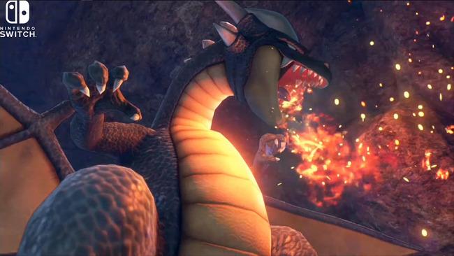 ドラクエ11スイッチ版PS4比較に関連した画像-12