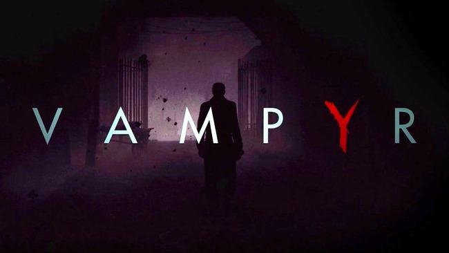 DONTNOD 新作 Vampyrに関連した画像-01