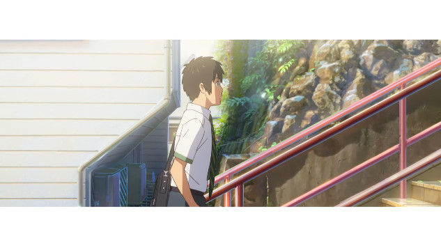 君の名は。 RADWIMPS スパークル DVD アニメMV ミュージックビデオに関連した画像-18